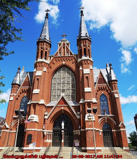 Catholic Cathedral in Alabama
