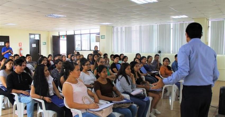 Jóvenes de Lima Norte acceden a cursos técnicos con demanda laboral, gracias a programa de la Municipalidad de Lima
