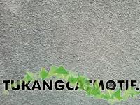 Cat Dinding Tekstur Semprot | Contoh Cat Tekstur