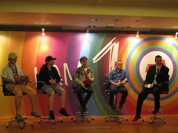 台灣音樂產業顧問分享獨立音樂在台灣的機會