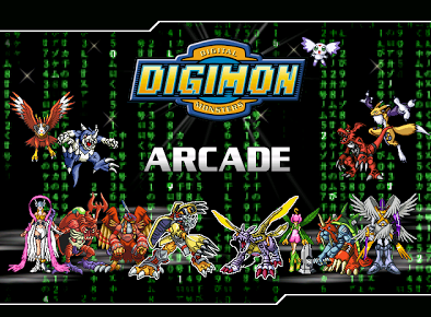 Digimon MUGEN full version 2015 PC game