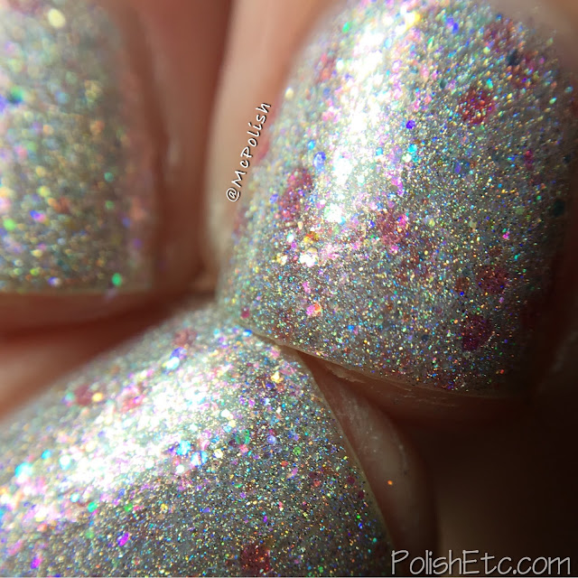Glam Polish - It's All A Dream Alice Collection - McPolish - Six Impossible Things
