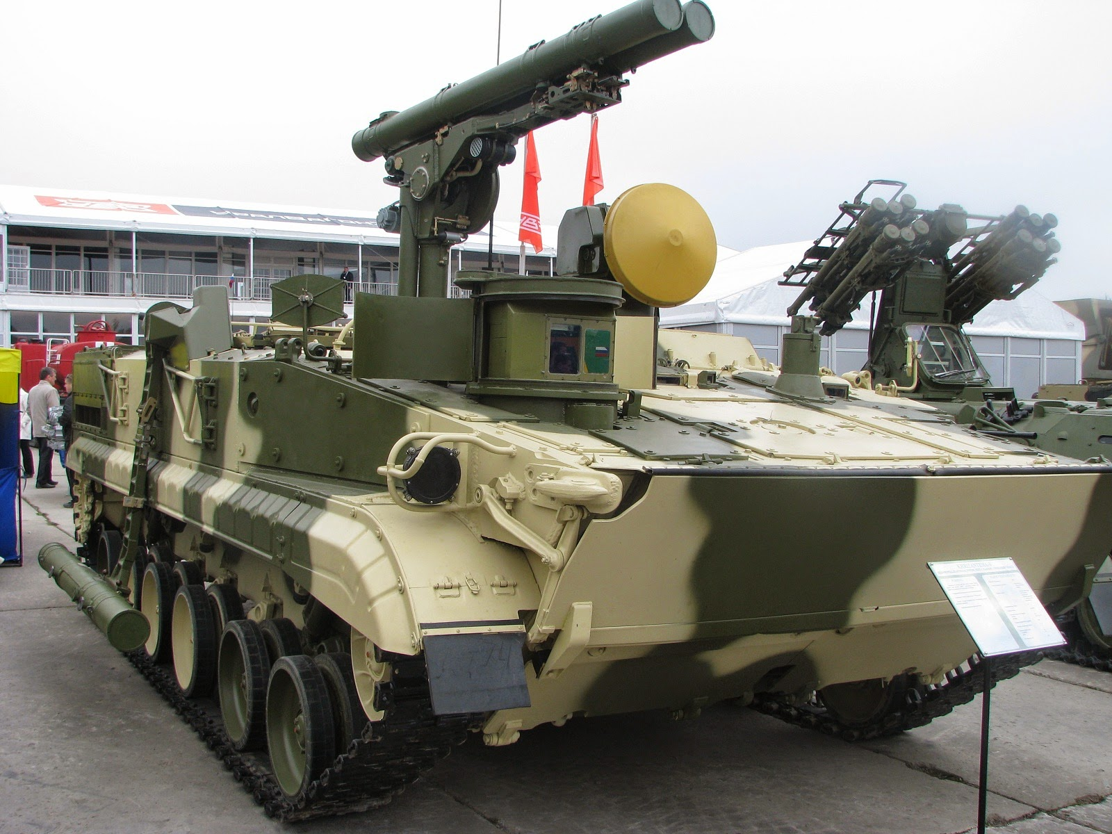 Weapons New Russian Military 42