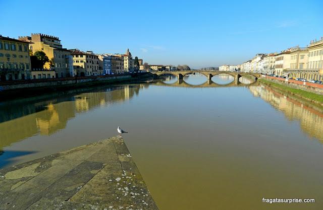 Florença, Rio Arno
