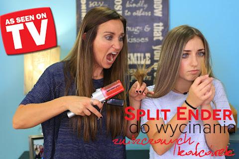 Split-Ender - urządzenie do wycinania zniszczonych końcówek | Polerowanie włosów - czy warto? - czytaj dalej »