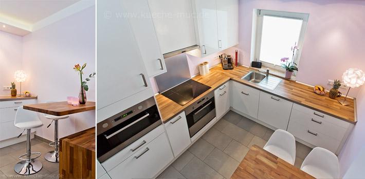 Wir renovieren Ihre Küche : Wandgestaltung und ...