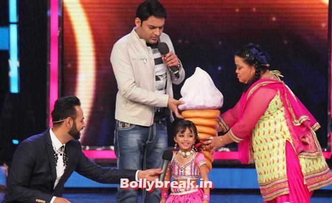 VJ Andy, Kapil Sharma and Bharti Singh, Alia Bhatt on India's Got talent