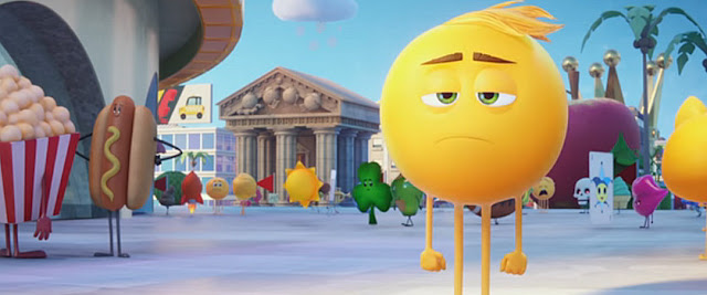 Sinopsis Film Animasi The Emoji Movie (2017)
