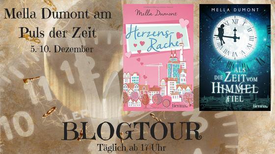 Blogtour »Mella Dumont am Puls der Zeit«