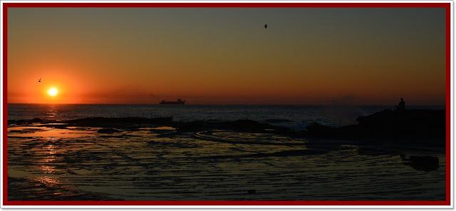 dawn in australia