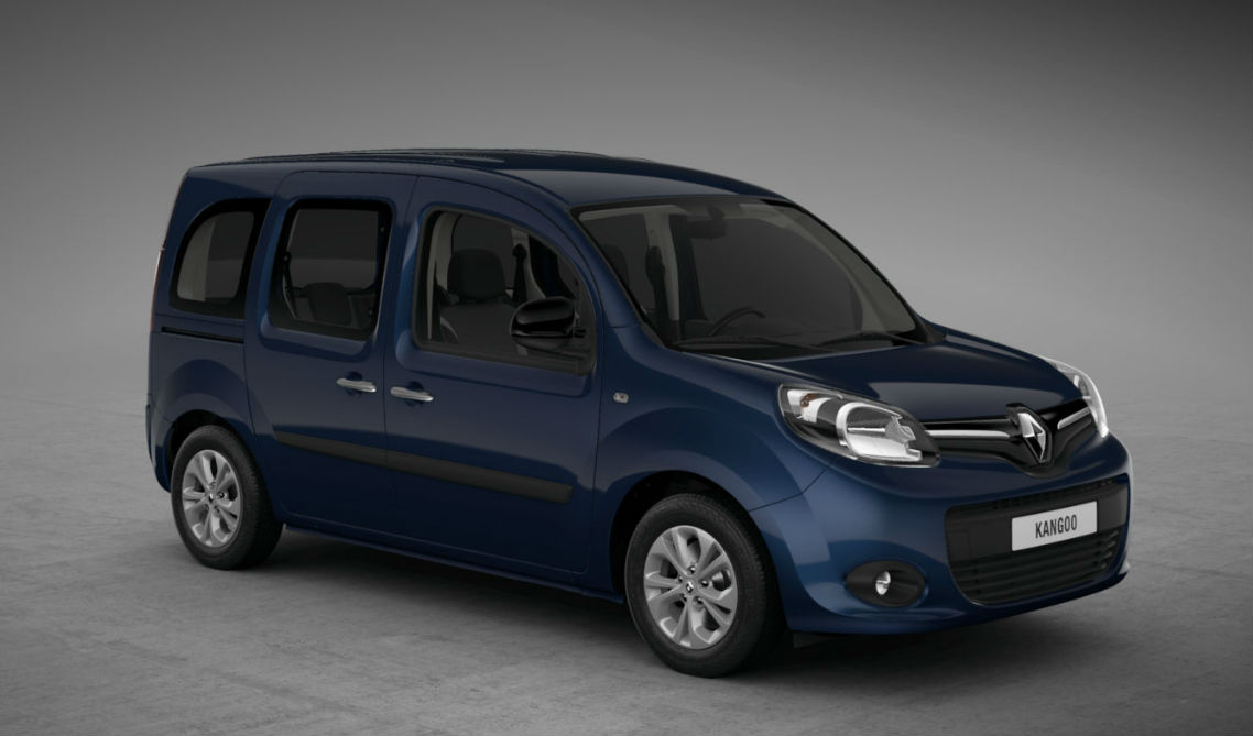 renault kangoo ii restyl 2018 couleurs colors. Black Bedroom Furniture Sets. Home Design Ideas
