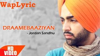 Draamebaaziyan Song Lyrics