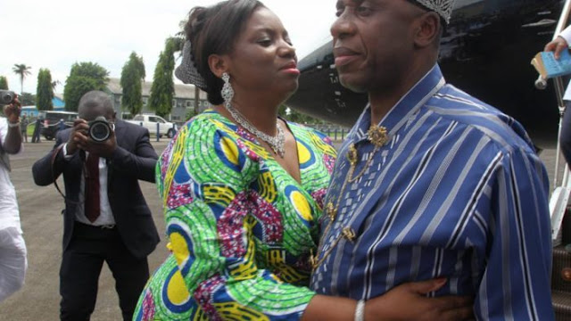 Amaechi wife allegely assault  airport official in Port Harcourt