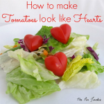 How to Make Heart Tomatoes