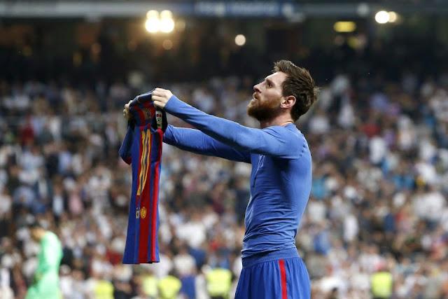 7. Leo Messi (Atlit Sepakbola)