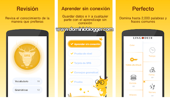 LingoDeer para Android