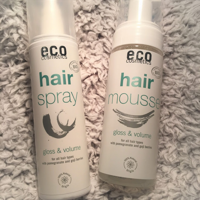 Eco Cosmetics Natural Hair Products