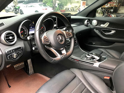 Mercedes C300 AMG 2016...mới đi 16.000miles