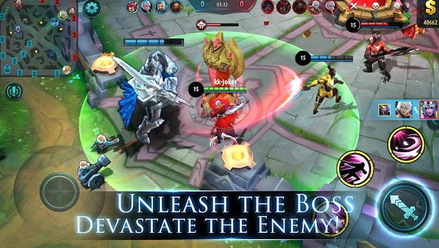 Download Game Mobile Legends: Bang bang Apk Android