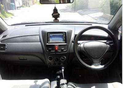 Interior Suzuki Baleno Next-G Pre-facelift
