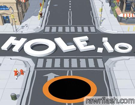 Hole.io é mais um dos inúmeros jogos.io no qual você é um buraco junto com outros buracos em uma cidade! Todos os buracos são colocados na mesma cidade e tem um certo tempo para crescer! O que mais crescer durante o tempo granha!