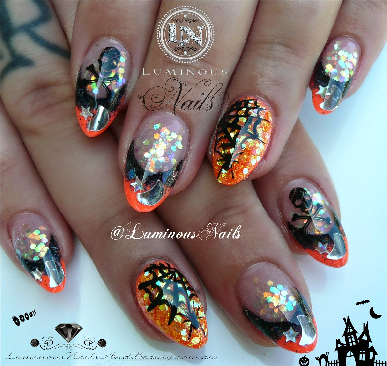 Luminous Nails: May 2015