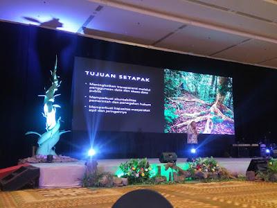 Peranan Penting Setapak Dalam Tata Kelola Hutan dan Lahan