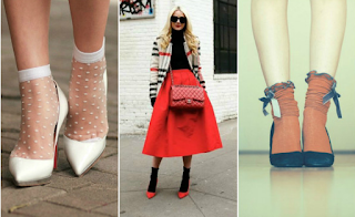 Stylish Ways Combine Socks With 6 Types of Shoes
