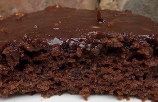The Best Chocolate Sheet Cake Ever!