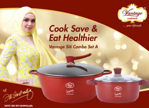 Terjebak Beli Vantage   GO SHOP Special Edition with Dato' Sri Siti Nurhaliza Signature Laser Engraving
