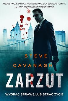 """Zarzut"" Steve Cavanagh"