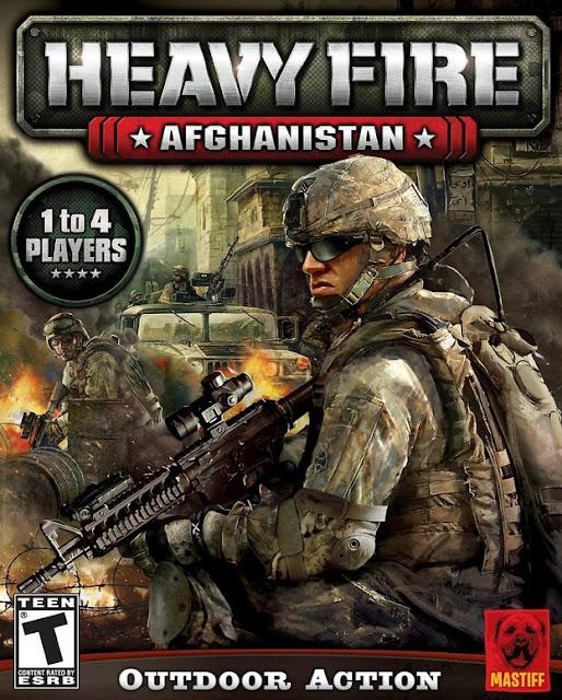 لعبة الحروب الرائعة الثقيلة النار أفغانستان نسخة ريباك تحميل مباشر