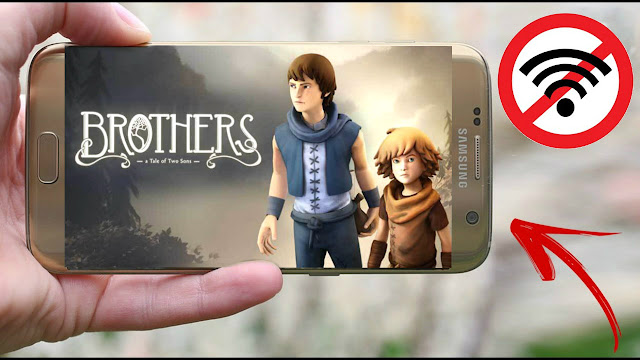 هذه اللعبة تمنيت أنها لا تنتهي أبدا Brothers من أفضل ألعاب المغامرات ( بدون أنترنت ) للاندرويد 2019