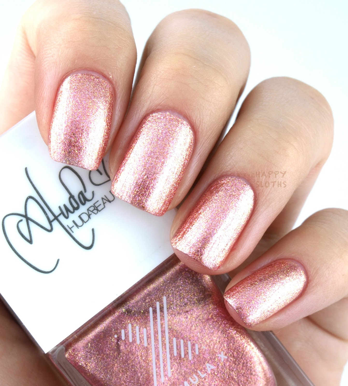 Formula X #ColorCurators Huda Beauty Collection: Review and Swatches ...