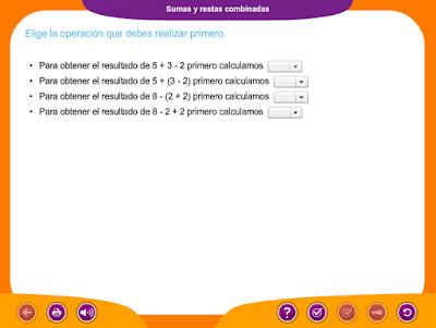 http://www.ceiploreto.es/sugerencias/juegos_educativos_3/2/5_Sumas_restas_combinadas/index.html