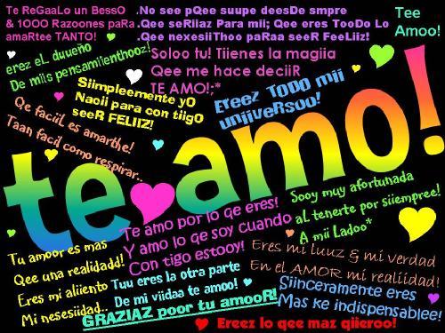 Imagenes De Amor Con Frases De Te Amo Para Dedicar Imagenes De