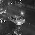 Complexo Viário da Urbana com trânsito intenso