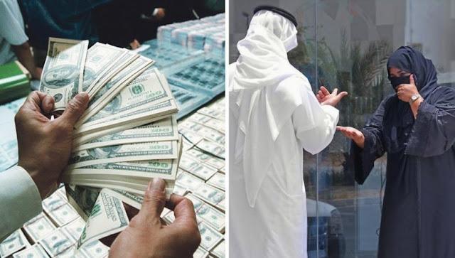 تعرف أن المتسولين في دبي يجنون ما يجنيه الأثرياء؟