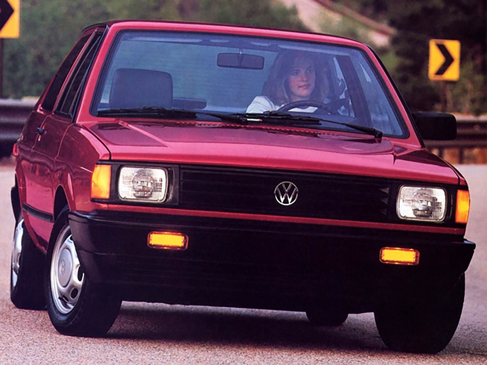 1989 Volkswagen Fox
