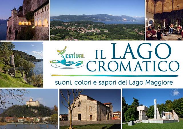 Il lago Cromatico: eventi sulla sponda lombarda del lago Maggiore