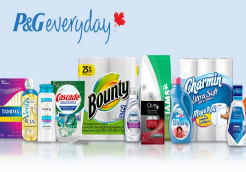 P&G Sign up to get Free Samples & Coupons
