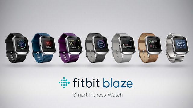 Fitbit unveils smart fitness watch called Fitbit Blaze for Rs. 19999 with global availability starting March 2016