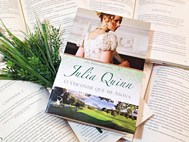 O Visconde que me amava, Julia Quinn