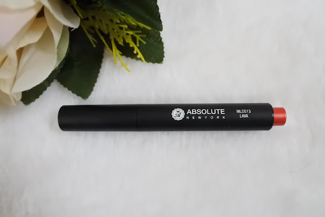 Review Absolute New York Click Lipstick