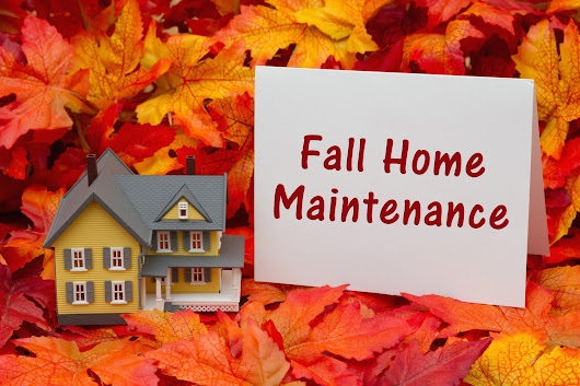 5 Tips on Getting your Home Ready for Fall