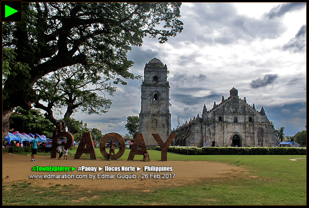 PAOAY, CHURCH