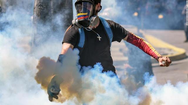 Venezuela es el país más peligroso del mundo... de nuevo