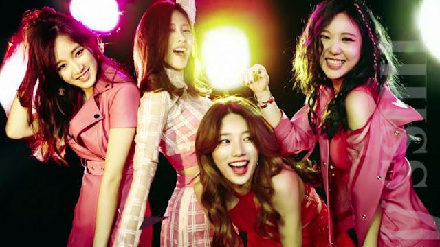 Jia Resmi Keluar Dari Miss A dan JYP Entertainment