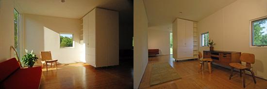 casa Projeto sustentável de 4 Modular
