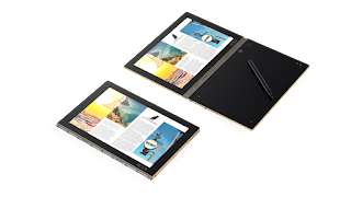 Lenovo Yoga Book Sample Picture